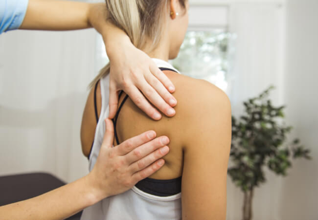 Protecting Your Shoulders From Possible Injury